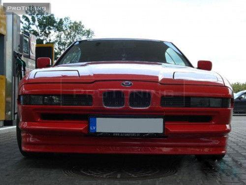 Splitter pour BMW E31 pare-chocs avant inférieure sport Lip Spoiler Chin Cantonnière M jupe