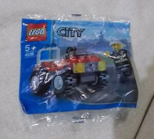 951912 LEGO CITY  Lumberjack  Polybag Set