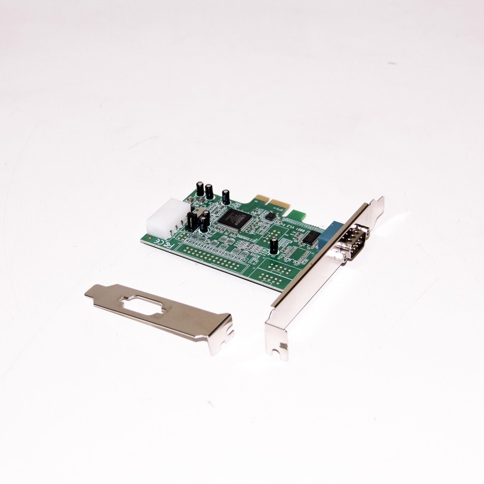 StarTech.com Serial RS232 PCI Express Interface Card with 16550 UART