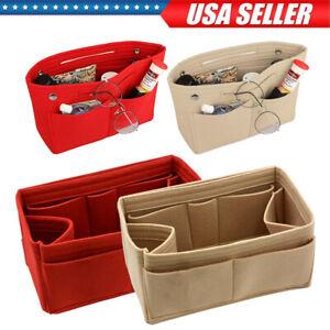 Women-Organizer-Handbag-Felt-Travel-Bag-Insert-Liner-Purse-Organiser-Multipocket