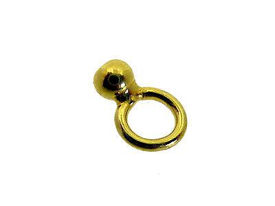 # 140 # Endkapsel Para Collar De Perlas De Doublé Joyero-distribuidor-Ändler Es-es
