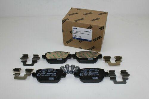 Discos de freno original balatas atrás Ford Kuga 2111254 1917249