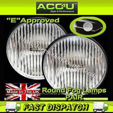 Ring 12v Car 4x4 Van Round Fog Halogen Spot Lamps Lights - Pair