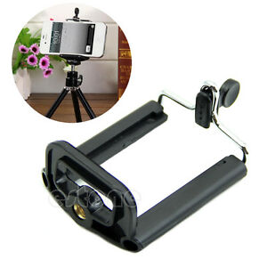 New-Cell-phone-Novel-Clip-Bracket-Holder-For-Tripod-Stand-W-Standard