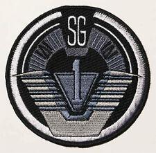"""STARGATE SG1 - Main Team Member Prop Patch 4"""" Replica - New, Full Size!"""