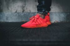 1732a697ca669 adidas NMD R1 Triple Solar Red Boost S31507 Men Size 11.5 for sale ...