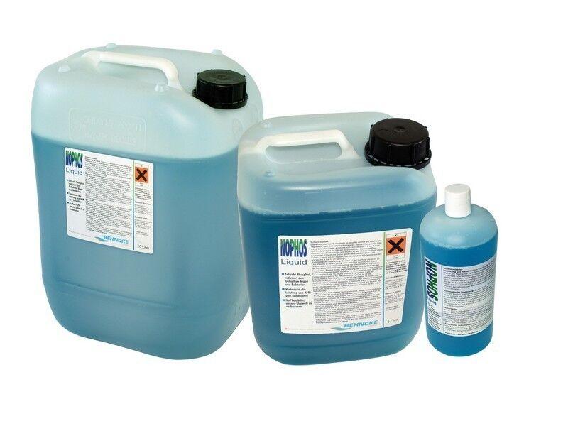 Dryden Aqua Nophos flüssig 5 Liter Phosphate entfernen Pool