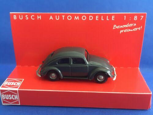 VW Käfer dunkelgrau  89131 von Busch