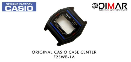 REPLACEMENT VINTAGE CAJA//CASE CENTER  CASIO F23WB-1A.