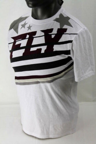Born Fly S//S TY T-SHIRT WHITE 1710T9987