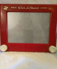"Etch-A-Sketch Original 505 and Mini Toy Story Etch-A-Sketch 4.5"" Screen"