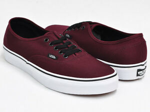 VANS Authentic bordeaux port royal maroon
