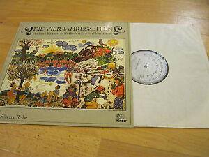 LP-Frohe-Botschaft-im-Lied-Die-Vier-Jahreszeiten-Vinyl-HSW-2497-Silberne-Reihe
