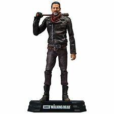 "McFarlane Toys AMC TV Walking Dead 7"" NEGAN LUCILLE BAT Action Figure IN STOCK"