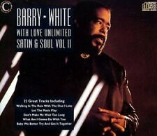 Barry White Satin & Soul II (with Love Unlimited) [CD DOPPIO]