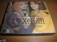 RAHXEPHON soundtrack CD BOX SET 1 2 3 movie SCORE ost Ichiko Hashimoto RARE