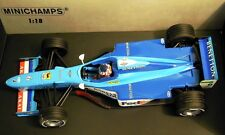 Minichamps 180980096: F1 Benetton Playlife B197 in 1/18, A. Wurz #6, NEU & OVP