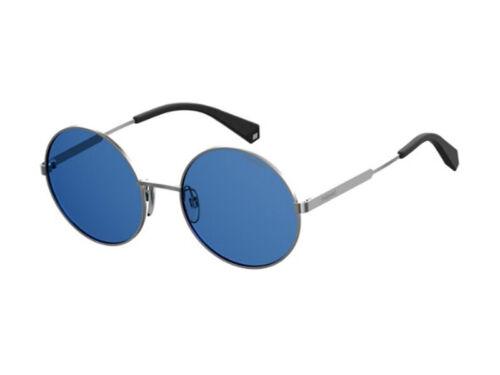Occhiali da Sole Polaroid Polarizzato PLD 4052//S blu grigio PJP//C3