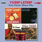 4 Classic Albums Plus (uk) 5022810709220 by Yusef Lateef CD