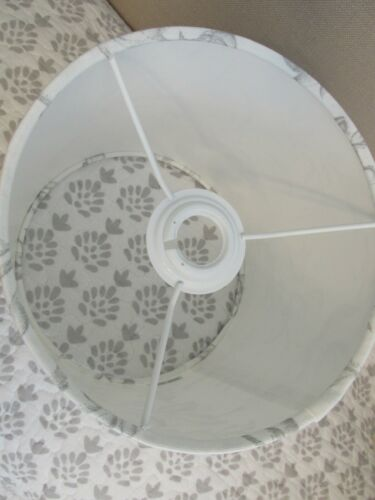 Handmade Lampshade Coolie Laura Ashley Summer Palace Cranberry fabric 25cm