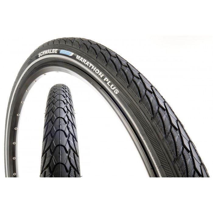 Schwalbe Marathon Plus 700 x 28c Hybrid Bike Commuting Cycle Smartguard Tyres