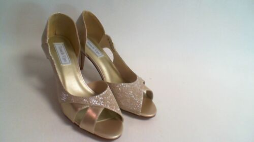 Touch 5 Charlie de 3 Us uk Ups mariage Chaussures 12e222 5 Champagne 5m FrqRFw