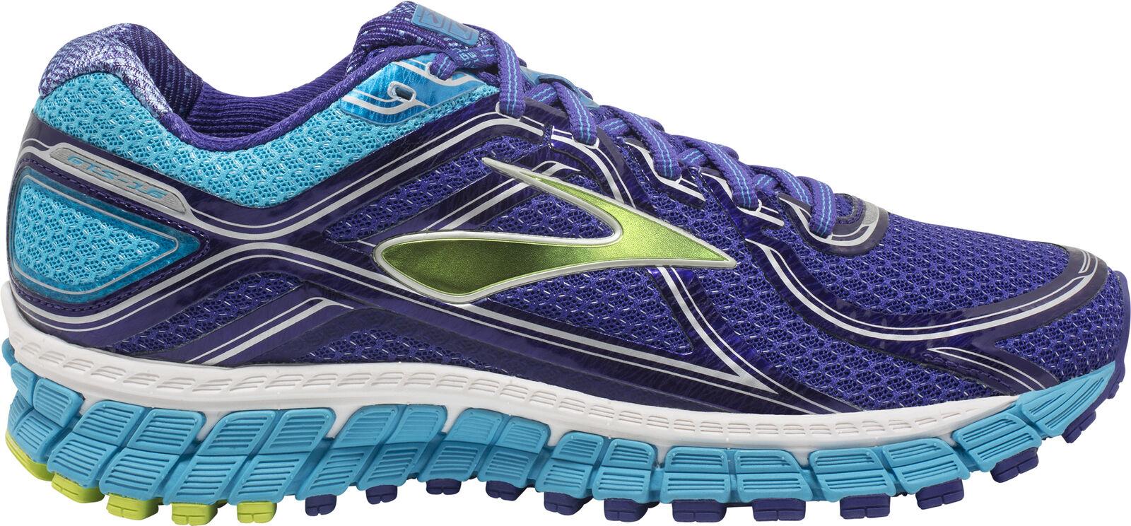 Brooks Adrenaline GTS 16 Womens Running shoes - bluee