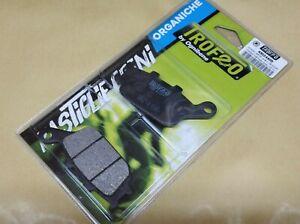 pastiglie posteriori Suzuki GSXF GSF 650 2007-2016 bandit 1250 traveller