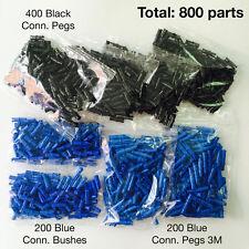 LEGO Technic Pin Connettore Peg, BUSH-NUOVO ORIGINALE 800 pezzi in totale