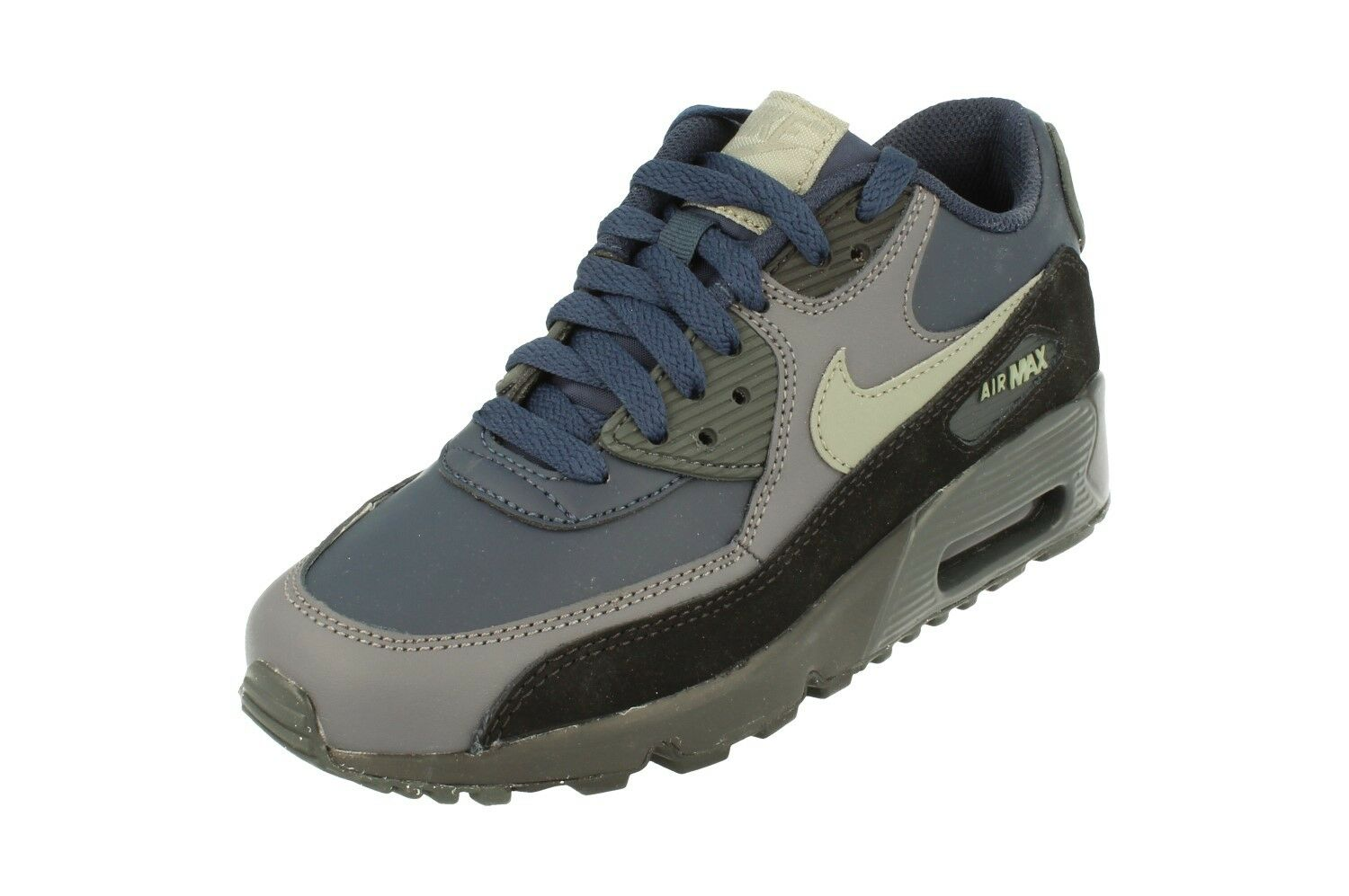 Nike Air Max 90 LTR GS Running Baskets 833412 Baskets Chaussures 406