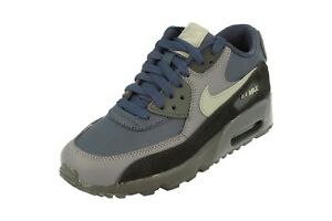 quality design 015eb efe05 Image is loading Nike-Air-Max-90-LTR-GS-Running-Trainers-