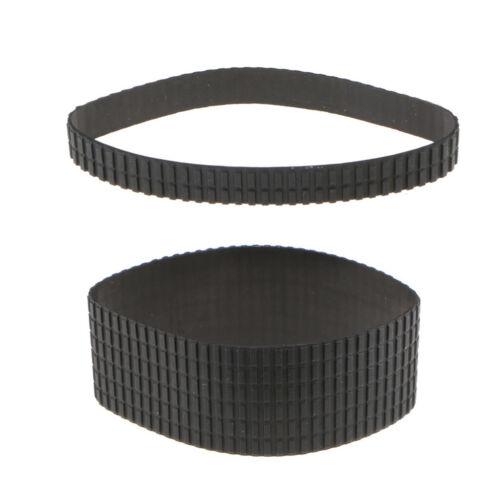Black New Lens Zoom Grip Rubber Ring /& Focus Repair For Tamron 24-70mm f//2.8