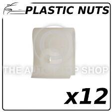 Clips Plastic Nuts 5MM For Nissan Almera/Cube/Juke/Cefiro/Micra etc 12pk 12599