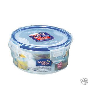 Lock-amp-Lock-Clip-Lid-Round-Food-Storage-Container-Box