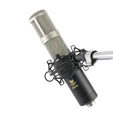 MCS-02 Stereo Kondensatormikrofon mit zwei Großmembran Kapsel Studio Mikrofon