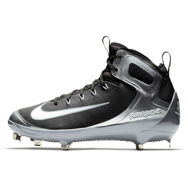 newest 5eca6 03c12 Men s Nike Alpha Huarache Elite Mid Metal Baseball Cleats - Max Air ...