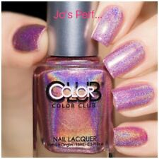 Color Club Nail Polish Miss Bliss Halo Hues Holographic Collection 15ml 998