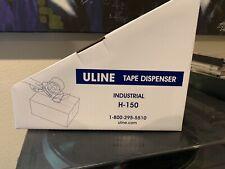 Uline Tape Dispenser H 150 2 Side Load Industrial Packing Gun Shipping
