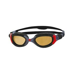 Zoggs-Adult-Predator-Flex-Polarized-Ultra-2-0-Goggles-in-Black-Red