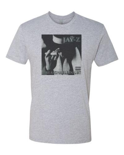 Jay Z Reasonable Doubt Custom Mens Fashion T-Shirt Tee S-3XL New