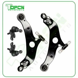 Front Left Lower Control Arm and Ball Joint Assembly for Toyota Sienna 2004 2005 2006 2007 2008 2009 2010