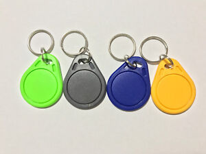 Details about 10X NTAG215 NFC Key fob Token 13 56MHz Tags for All NFC Phone  TagMo Switch