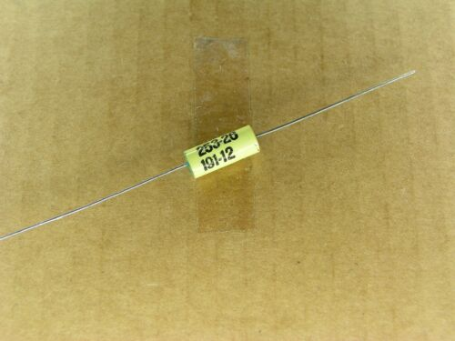 S00774-150 3 Pc Lot 5 /% axial polystyrene capacitor 1910 pf 800 volt 800V