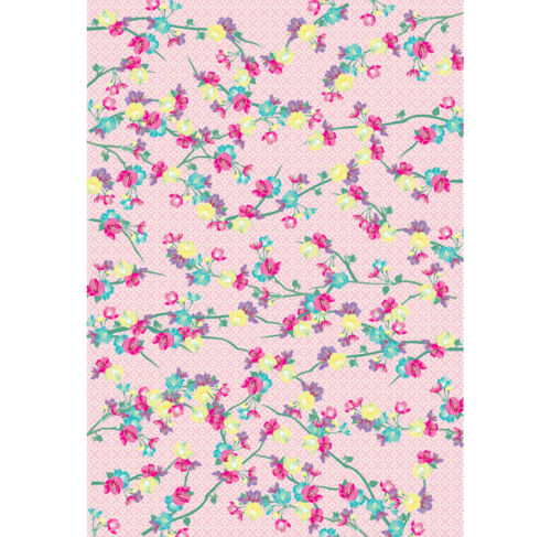 Decopatch Decoupage Paper Pink Pinks Peach Rose Colours 99p a Sheet