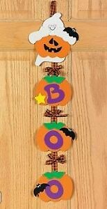 1 Great Foam Scarecrow Picture Frame Kit Pumpkin Kit