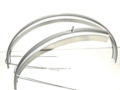 Conjunto de acanaladas 28 pulgadas de plata tornillos 25110 barniz de 55 mm con tornapuntas