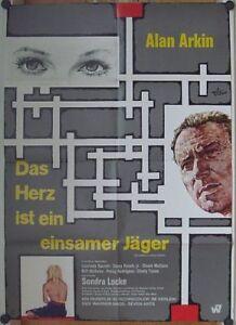 HERZ-IST-EIN-EINSAMER-JAGER-Kinoplakat-Filmplakat-039-68-ALAN-ARKIN