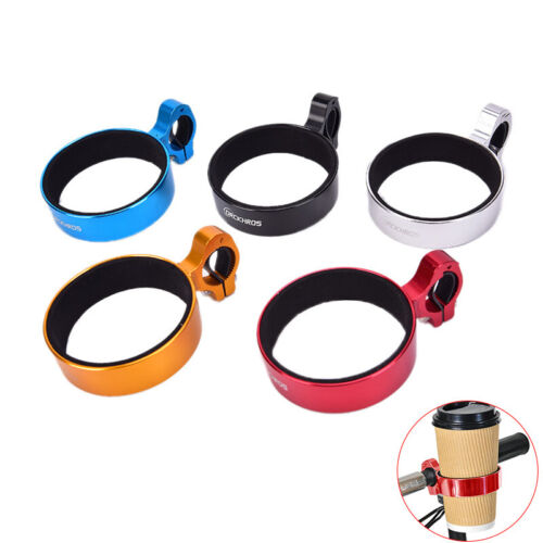 1pc Bicycle Bottle Holder Bike Parts Aluminum Coffee Cup Holder Tea Cup Hold/%x