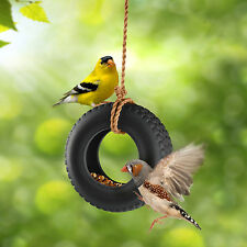 Vogelfutterstation Swing Time Vogelhaus Reifen für Vogelfutter FR2189
