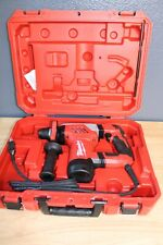 Milwaukee 5268 21 1 18 Sds Plus Rotary Hammer Corded Kit New Open Box